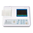 Digital Three Channel ECG Machine ECG-1203C