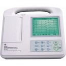 Digital Six channel ECG machine ECG-1206A Plus